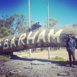welcome to barham